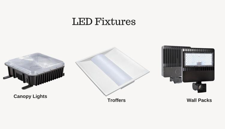 Lighting Southwest LED Fixtures