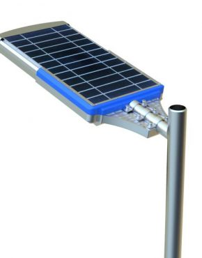 Phoenix Series 35W Solar Street Light