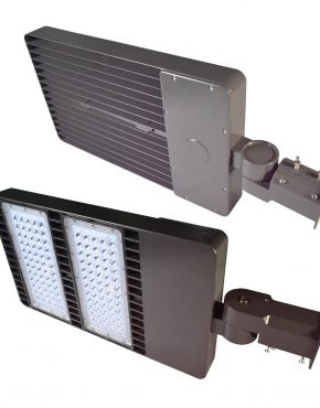 LED PARKING LOT LIGHT POLE (200W – 300W)