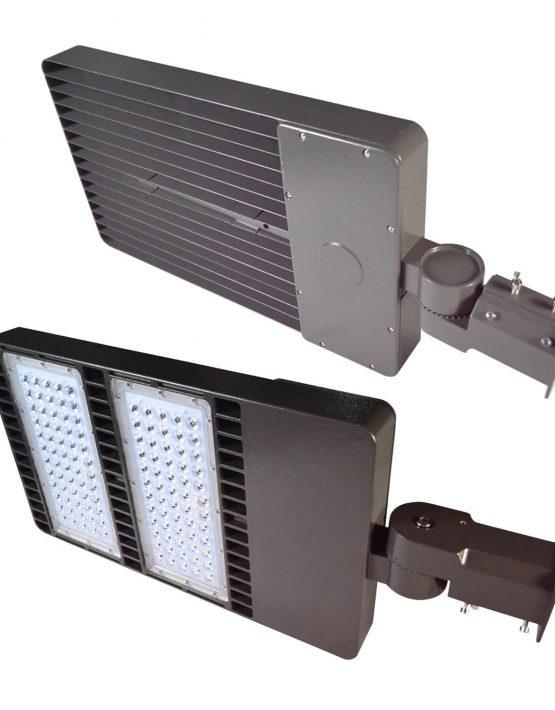 LED PARKING LOT LIGHT POLE (200W – 300W)