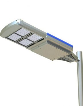 Phoenix Series 47W Solar Street Light