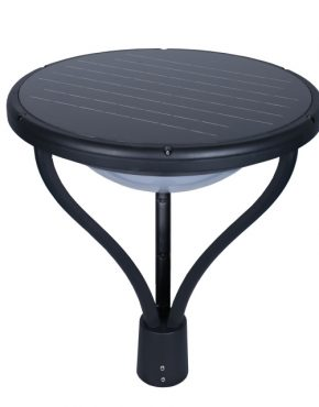 Outdoor Solar Light Post Top