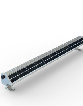 Lighting Southwest Solar Wall Washer