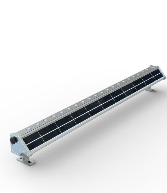Lighting Southwest Solar Wall Washer