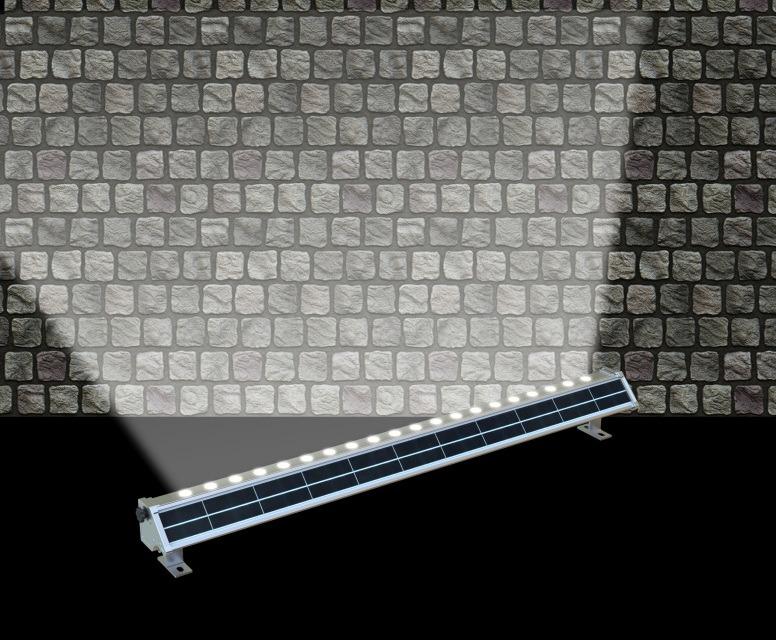 Lighting Southwest Solar Wall Washer 3