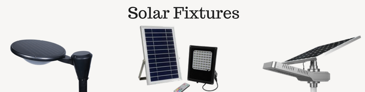 Solar Fixtures Lighting Southwest