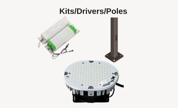 lighting southwest kits-drivers-poles