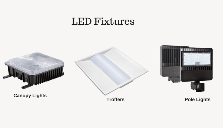 Lighting Southwest LED Fixtures