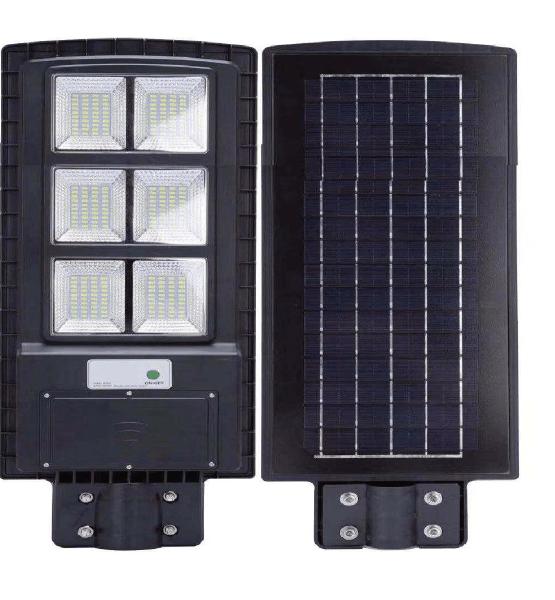 Solar LED 150-Watt street light
