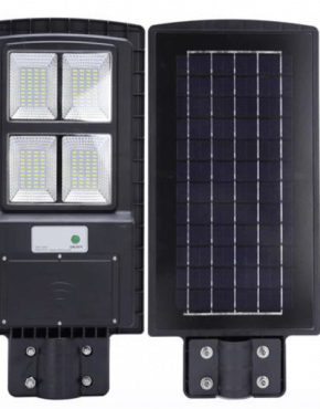 Solar LED 100-Watt Street Light