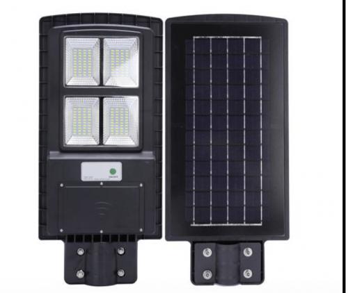 Solar LED 100-Watt Street Light